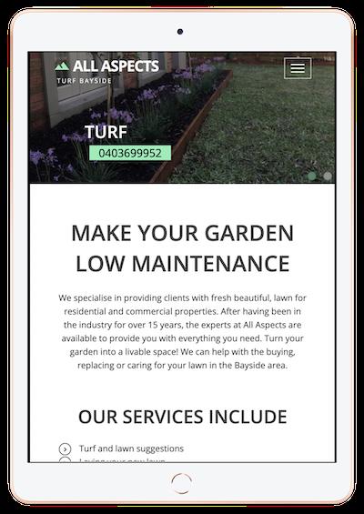 website designer sandringham